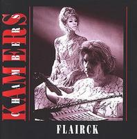 Flairck - Kamers / Chambers CD (album) cover