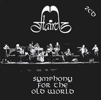Flairck - Symphony For The Old World CD (album) cover