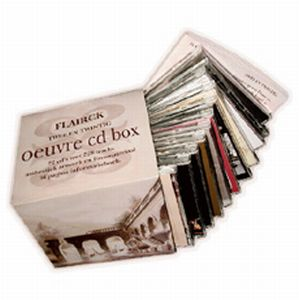 Flairck - Twee En Twintig Oeuvre Cd Box CD (album) cover
