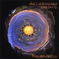 JosÉ Luis Fernandez Ledesma - Sol Central CD (album) cover
