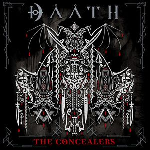 Daath - The Concealers CD (album) cover