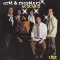 Arti E Mestieri - Acquario CD (album) cover
