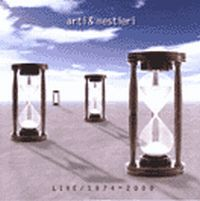 Arti E Mestieri - Live 1974/2000 CD (album) cover