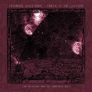 Atomine Elektrine - Space Is An Illusion CD (album) cover