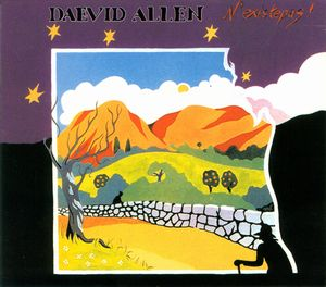 Daevid Allen - N' Existe Pas! CD (album) cover