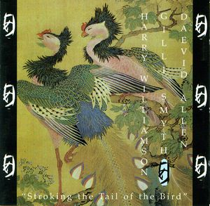 Daevid Allen - Stroking The Tail Of The Bird Parts 1 & 2 CD (album) cover