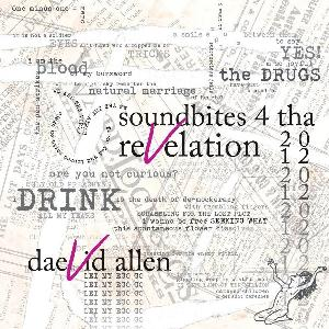 Daevid Allen - Soundbites 4 Tha Revelation CD (album) cover
