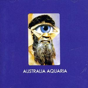 Daevid Allen - Australia Aquaria CD (album) cover