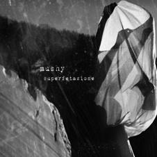 MUSHY - Superfetazione CD album cover