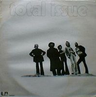 Total Issue - Total Issue CD (album) cover
