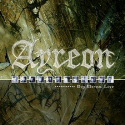 Ayreon - Day Eleven : Love CD (album) cover
