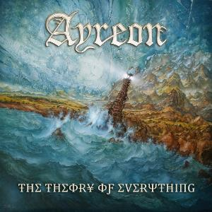 Ayreon - The Theory Of Everything CD (album) cover