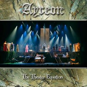 Ayreon - The Theater Equation CD (album) cover