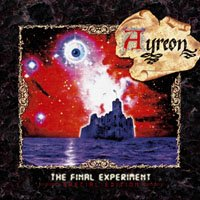 Ayreon - The Final Experiment (special Edition) CD (album) cover