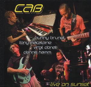 Cab - Live On Sunset CD (album) cover