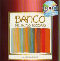 BANCO DEL MUTUO SOCCORSO - D.O.C. CD album cover