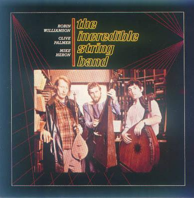 The Incredible String Band - The Incredible String Band CD (album) cover