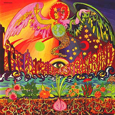The Incredible String Band - The 5000 Spirits Or The Layers Of The Onion CD (album) cover