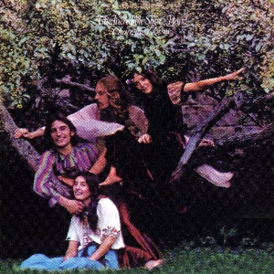 The Incredible String Band - Changing Horses CD (album) cover