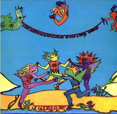 The Incredible String Band - I Looked Up CD (album) cover
