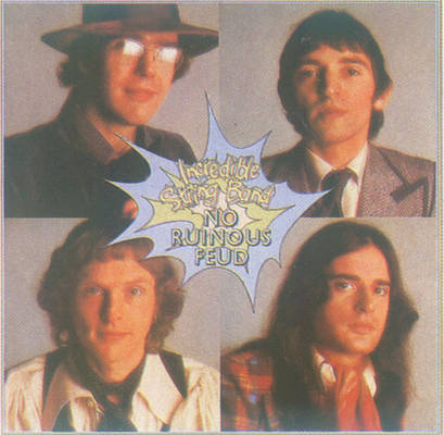 The Incredible String Band - No Ruinous Feud CD (album) cover