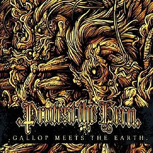 Protest The Hero Gallop Meets The Earth CD album cover