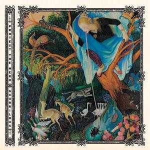 PROTEST THE HERO - Scurrilous CD album cover