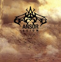 Ansur - Axiom CD (album) cover
