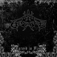 Ansur - Carved In Flesh CD (album) cover