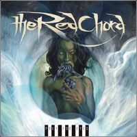 THE RED CHORD - Prey For Eyes CD album cover