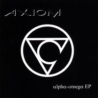 Axiom - Alpha-Omega CD (album) cover