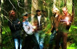BLAND BLADEN image groupe band picture