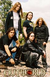 OUTWORLD image groupe band picture
