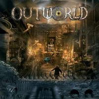 Outworld - Outworld CD (album) cover