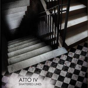 Atto Iv - Shattered Lines CD (album) cover