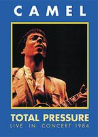 Camel - Total Pressure DVD (album) cover