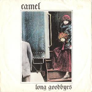 Camel - Long Goodbyes CD (album) cover
