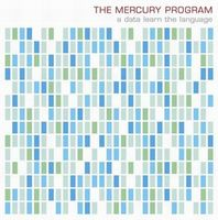 The Mercury Program A Data Learn The Language CD album cover