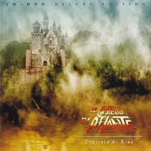 Il Castello Di Atlante Capitolo 8: Live CD album cover