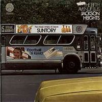 Jackson Heights - 5th Avenue Bus CD (album) cover