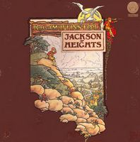 Jackson Heights - Ragamuffin Fool CD (album) cover