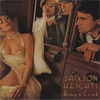 Jackson Heights - Bump 'n' Grind CD (album) cover