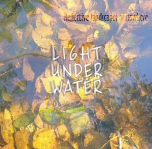 BOSCH'S WITH YOU - Light Under Water - Reflective Landscapes Of Nowhere CD album cover