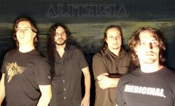 ALITHEIA image groupe band picture