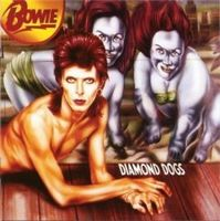 David Bowie - Diamond Dogs CD (album) cover