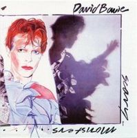 David Bowie - Scary Monsters (and Super Creeps) CD (album) cover