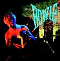 David Bowie - Let's Dance CD (album) cover