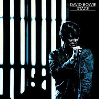 David Bowie - Stage CD (album) cover