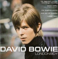 David Bowie - London Boy CD (album) cover