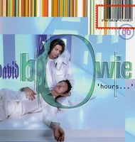 David Bowie - 'hours...' CD (album) cover